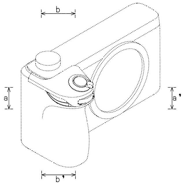 New Nikon design patent for the grip of the Nikon Z APS-C