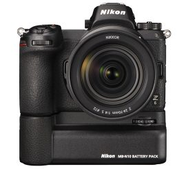 Nikon MB-N10 battery pack is now in stock and shipping