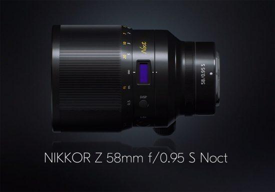 Nikon Z-Noct-Nikkor 58mm f/0.95 lens sample photos