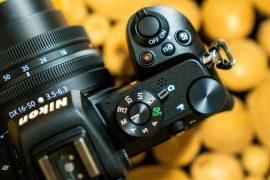 Nikon Z50 camera additional coverage