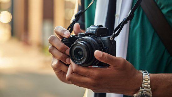 Nikon Z50 mirrorless APS-C camera officially announced