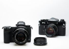The latest Nikon Z accessories
