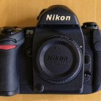 refurbished Nikon F6 film SLR camera