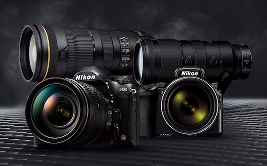 Nikkor Z 70-200mm f/2.8, Nikkor 120-300mm f/2.8E lenses, and Nikon P950 camera to start shipping in February
