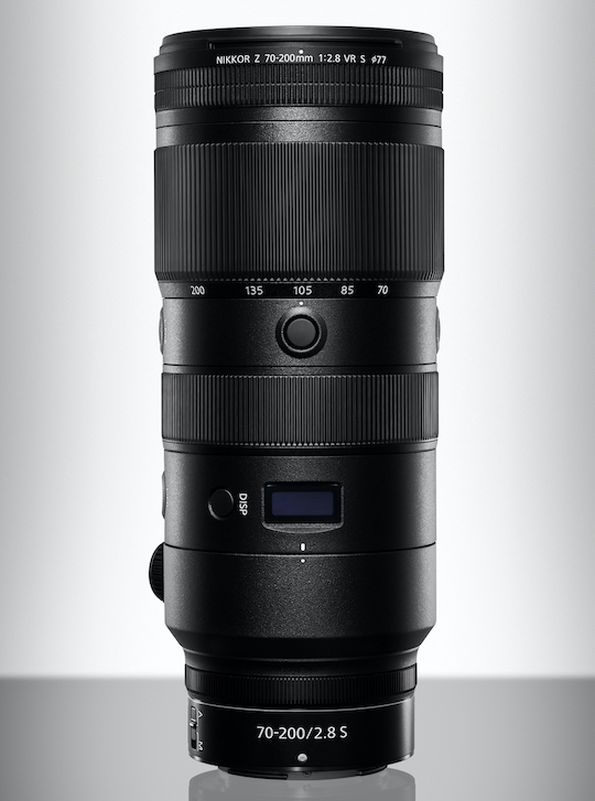The Nikon Nikkor Z 70-200mm f/2.8 VR S lens is now in stock at Amazon US