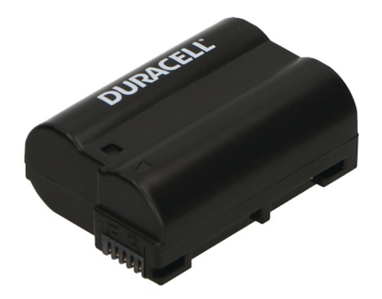 Duracell sells cheap batteries for Nikon cameras (including the Z6, Z7, D850)