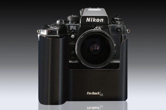 """Ending this week: """"I'm Back"""" digital back for Nikon film cameras raised $400k on Kickstarter"""