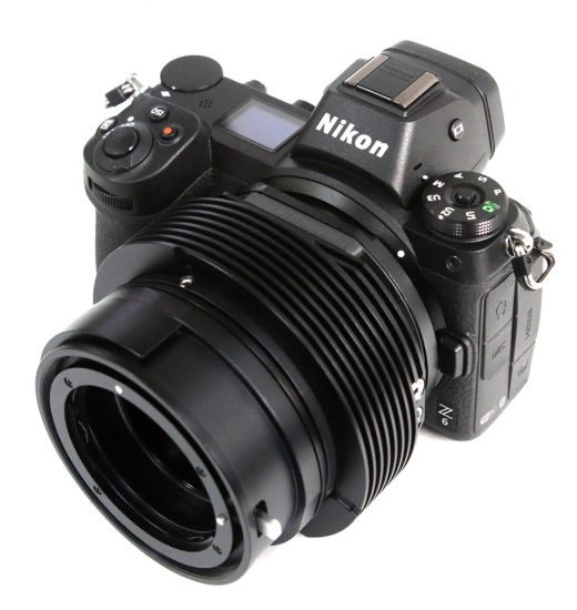 New: Nikon CDS cooled Z6 camera for astrophotography