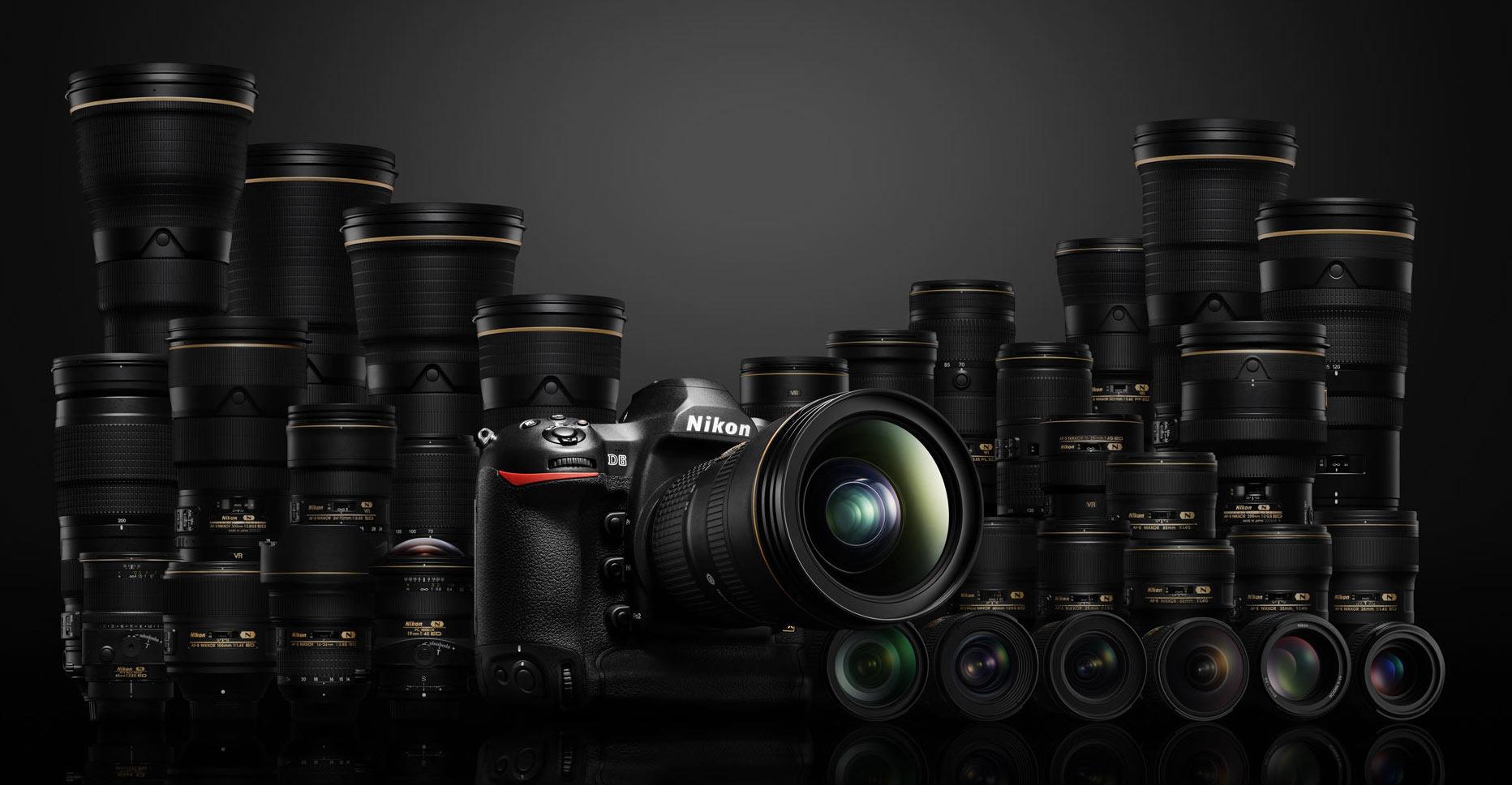 Rilasciata la versione 1.20 dell'aggiornamento del firmware Nikon D6
