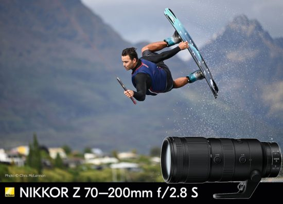 The Nikon Nikkor Z 70-200mm f/2.8 VR S lens is now in stock in the US and Canada