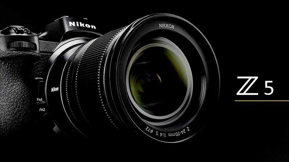Nikon Z5, Nikkor Z 24-50mm f/4-6.3 lens, Z 1.4x and 2.0x ...