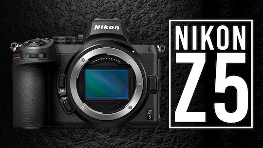 Nikon Z5 firmware update version 1.02 released