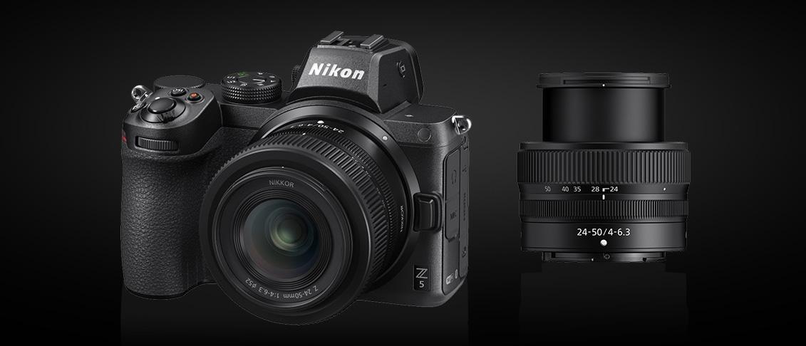 Rilasciato l'aggiornamento del firmware NIKKOR Z 24-50mm f/4-6.3 versione 1.01