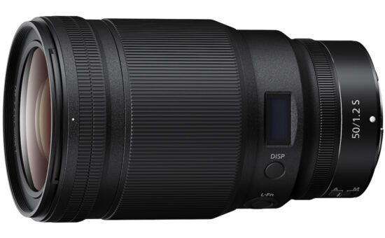 Nikon announcement: Nikkor Z 50mm f/1.2 S and Nikkor Z 14-24mm f/2.8 S lenses