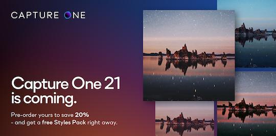 New photo editing software: Capture One Pro 21, DxO PhotoLab 4, Photoshop 22, Lightroom 10