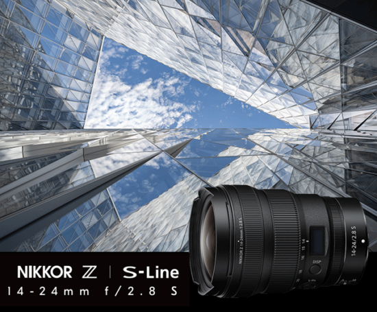 Confirmed: the new Nikkor Z 14-24mm f/2.8 S lens will start shipping this Friday