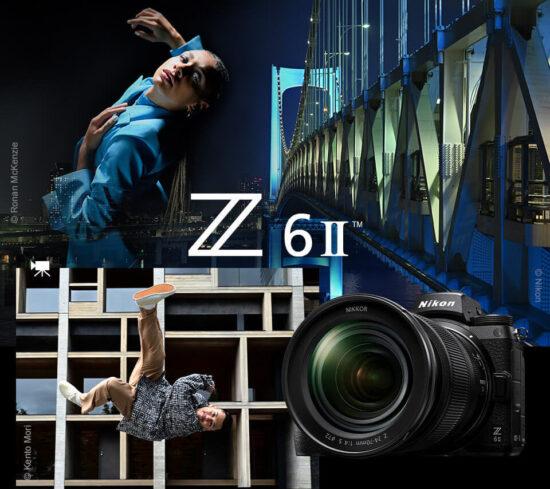 More Nikon Z6 II autofocus tests (videos)