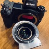 You can finally autofocus Leica M-mount lenses on Nikon Z mirrorless cameras with the new Techart TZM-01 adapter