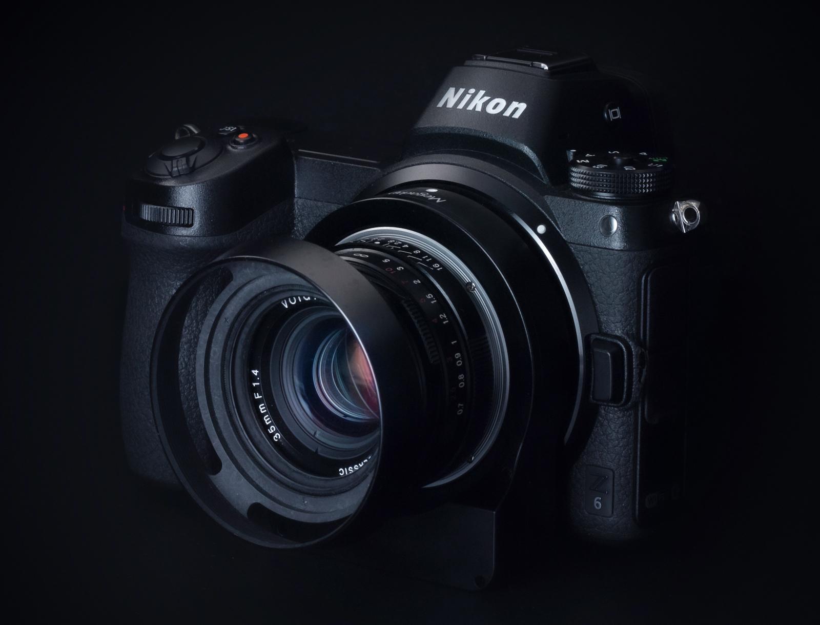 Rilasciato: aggiornamento firmware v2.0 per gli obiettivi Leica M Megadap MTZ11 per l'adattatore autofocus per fotocamere Nikon Z