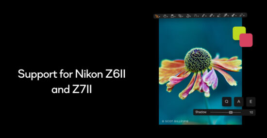 Capture One 21 version 14.0.2 released with support for the Nikon Z6 II and Z7 II cameras