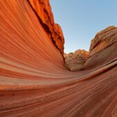 "Photographing ""The Wave"", Coyote Buttes North, Arizona"