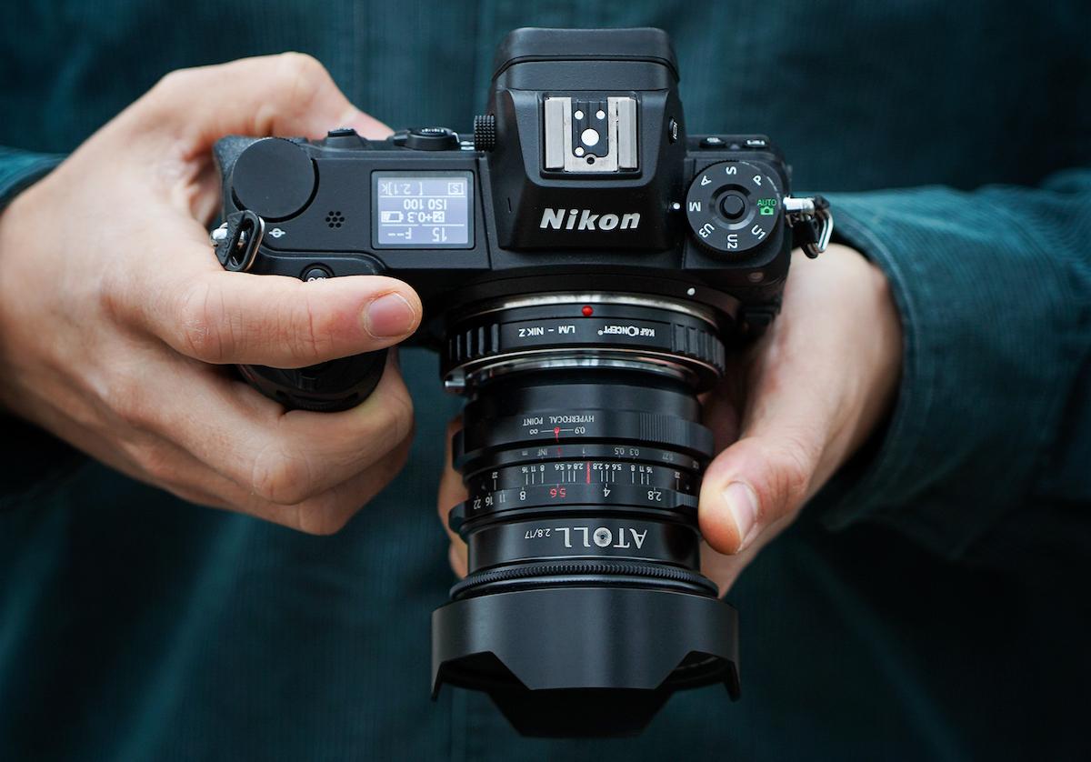 Now on Kickstarter: new Lomography Atoll ultra-wide 2.8/17 Art lens for Nikon Z-mount
