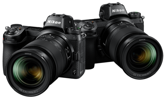 Nikon just released firmware update version 1.10 for Nikon Z6 II and Z7 II cameras