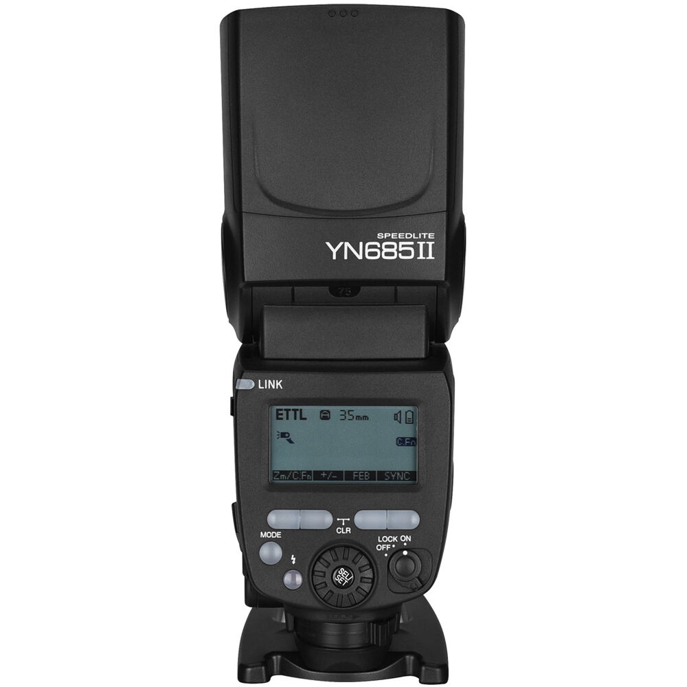 Yongnuo ha annunciato un nuovo Speedlite YN685 II N TTL per Nikon