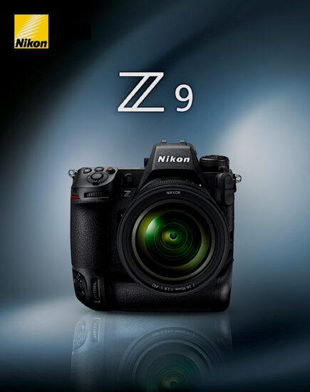 Nikon Z9: 45MP and 30 fps?