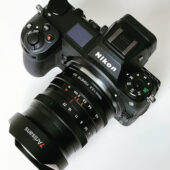 Coming soon: new 7artisans 10mm f/2.8 fisheye full-frame mirrorless lens for Nikon Z-mount