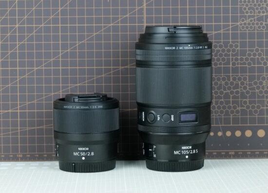 Nikon Nikkor Z MC macro mirrorless lenses additional coverage