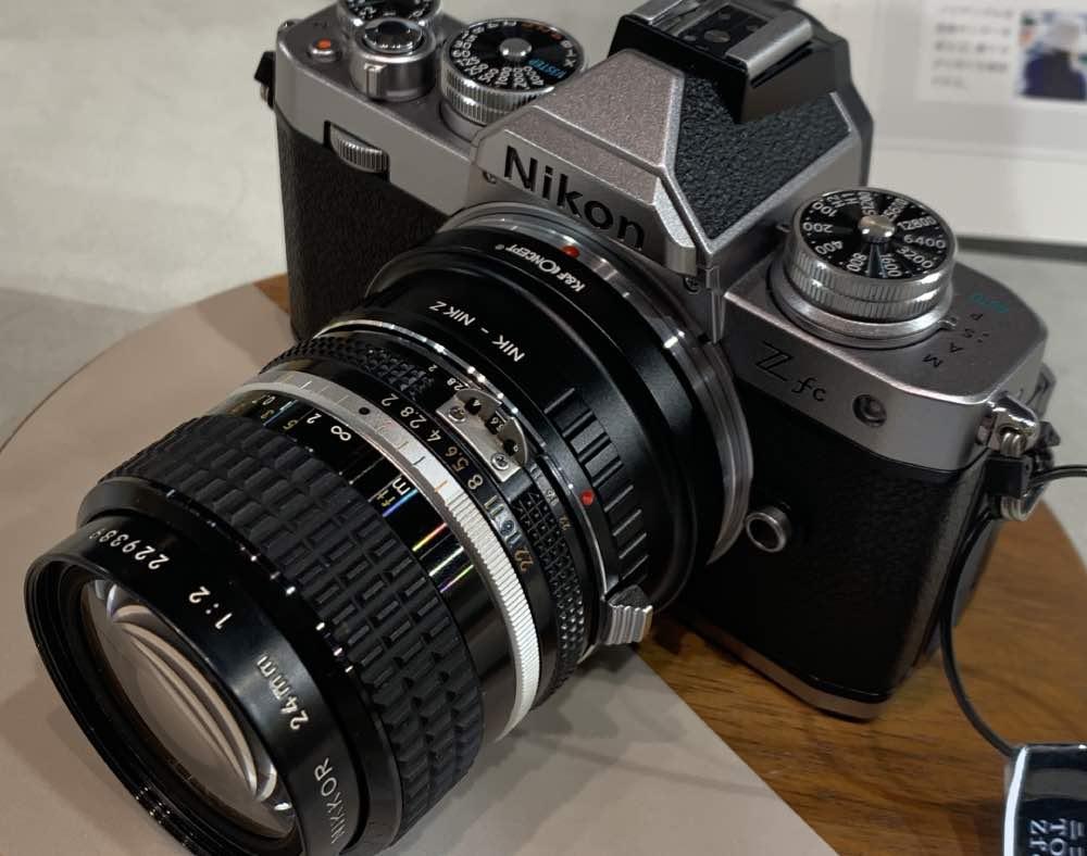 Report: Nikon Z fc – Rumors Nikon