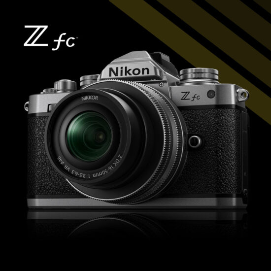 Nikon NX Studio, Wireless Transmitter, Picture Control, and Webcam utilities updated with Nikon Z fc support