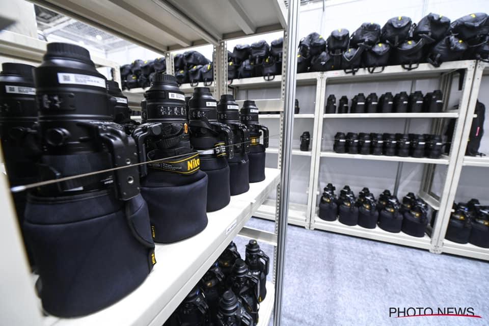 Scopri la sala attrezzi Nikon ai Giochi Olimpici di Tokyo 2021