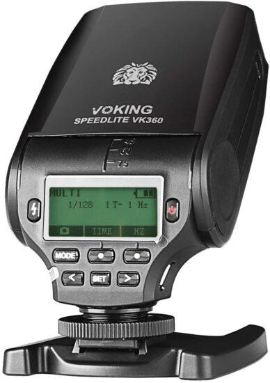 Review: Voking VK360N flash for Nikon cameras