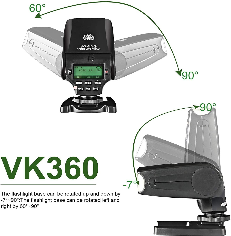 Recensione: Voking VK360N flash per fotocamere Nikon