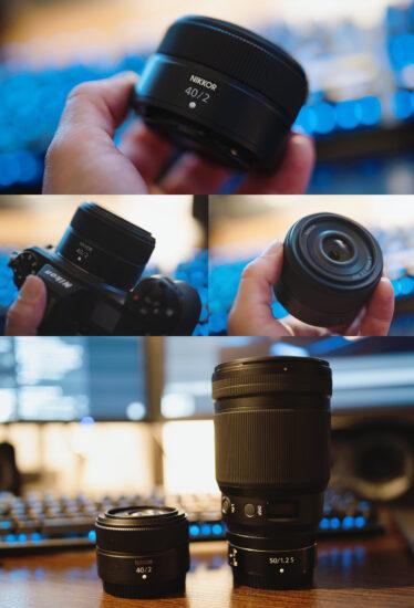Nikon Nikkor Z 40mm f/2 lens sample photos