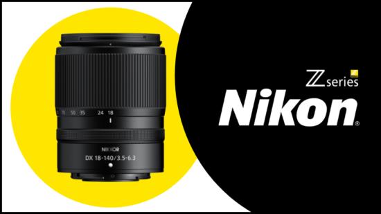 Nikon Nikkor Z DX 18-140mm f/3.5-6.3 VR lens shipping date