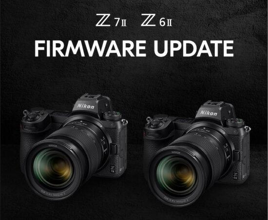 Nikon Z6II and Z7II firmware updates version 1.30 released