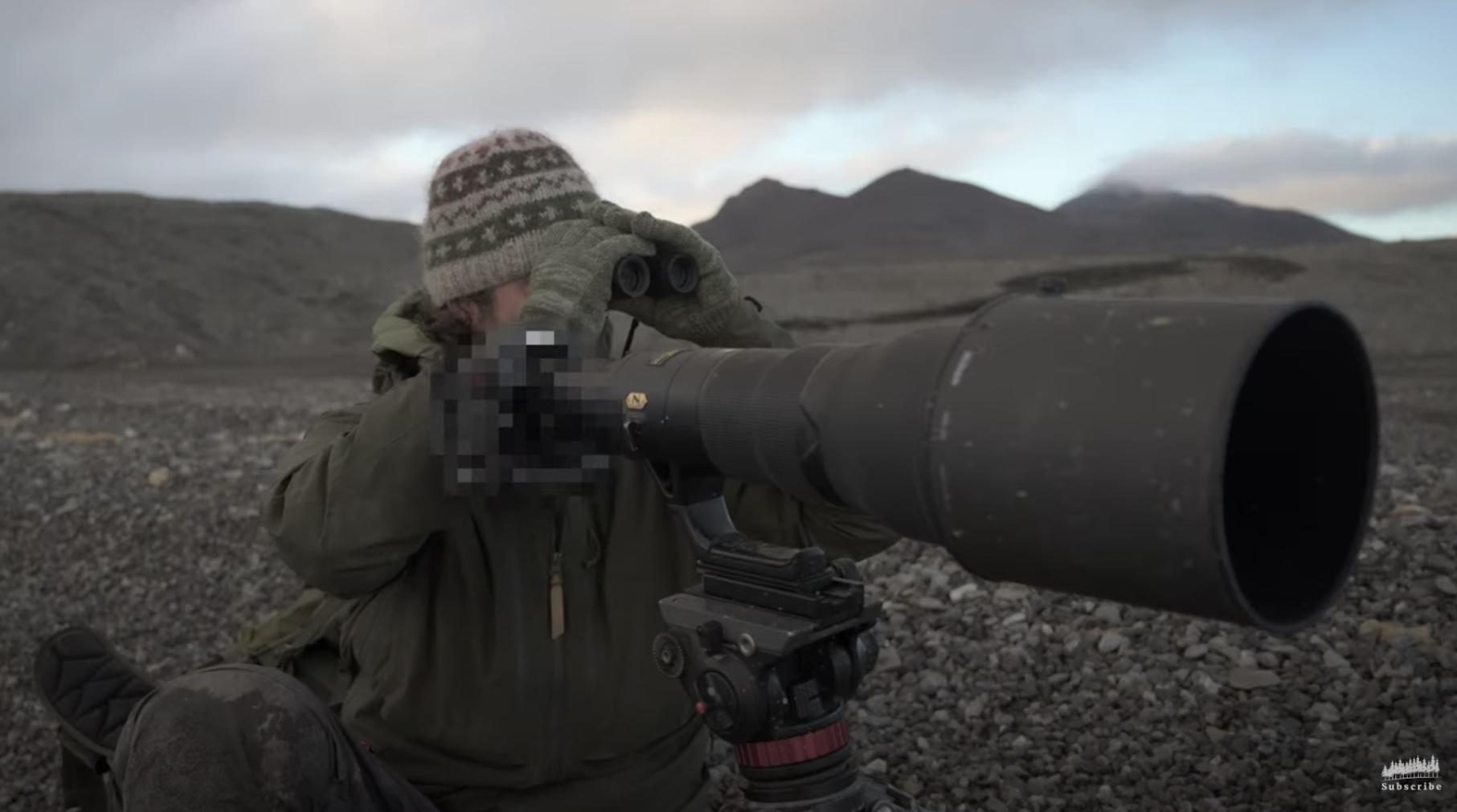 Morten Hilmer has the Nikon Z9